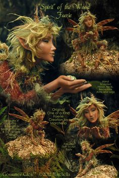 This is the best fairy art you will ever find, anywhere.  gossamerglen.com