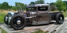 1934 Ford Truck Hot Rod for sale