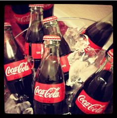 CocaCola...the absolute best!!!