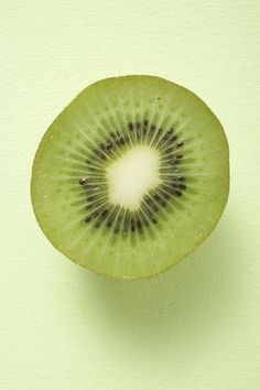 Photographic Print: Half a Kiwi Fruit (Overhead View) by Foodcollection : Fruits Photos, Fruits Images, Growing Vegetables, Fruits And Vegetables, Photo Reference, Art Reference, Kiwi, End Of Spring, Fruits Drawing