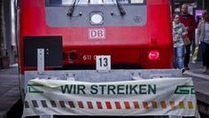 En Allemagne, les agents de conduite et le personnel de bord ont entamé un mouvement de grève pour réclamer une hausse de 5 % des salaires (...) un plan d'embauche et la réduction du temps de travail de 39 à 37 heures. Plus de 70 % des trains grandes lignes ont dû être annulés. Le mouvement témoigne d'un profond ras-le-bol. Les grévistes en ont assez des services épuisants et des salaires insuffisants. La Deutsche Bahn est la 1ère entreprise du ferroviaire, elle a largement de quoi payer.