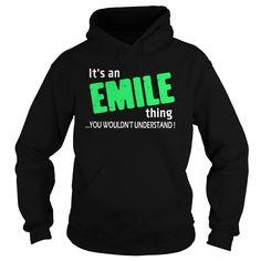 Awesome Emile Thing TeeForEmile https://www.sunfrog.com/LifeStyle/108921033-272477886.html?46568