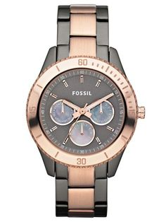 f7ce71242 8 melhores imagens da pasta Relógios da Fossil | Cool clocks, Cool ...