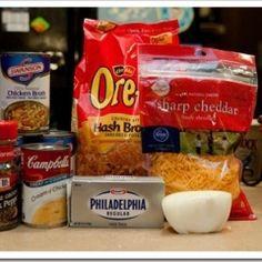 Soups: Paula Deene's Potato Goodness Crock Pot