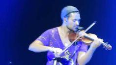 David Garrett - Viva la Vida - Coldplay - Milano 02.09.15