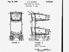 How a Basket on Wheels Revolutionized Grocery Shopping