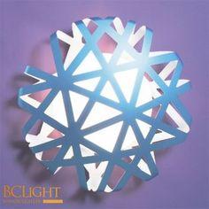 Настенно-потолочный светильник Alt Lucialternative X-RAY P-PL 35 laccatto azzurro 0104049364701