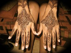 henna lounge: database of henna inspiration <3