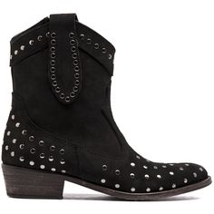 ALASKA- Keep on trend with this seasons love for Western studded boots with these gorgeous heeled ankle boots that feature an inside zip so it's easy to slip in and out of. Studded Boots, Black Ankle Boots, It's Easy, Cropped Pants, Alaska, Looks Great, Slip On, Seasons, Zip