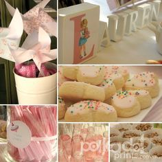 shabby chic themed birthday parties | Shabby Chic 1st Birthday Party for Lauren - Here Comes Baby Blog UK
