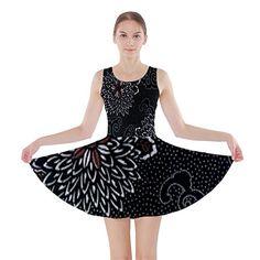 JDragon Womens Casual Sleeveless Mini Skater Dress XXXL ** See this great product. Mini Skater Dress, Batik Dress, Halloween Ghosts, Summer Dresses, Formal Dresses, Ballet Skirt, Turquoise, Clothes, Autumn