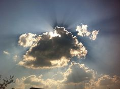 Easter Saturday Sky by Charlie Cannell, via Flickr