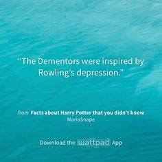 """I'm reading """"Facts about Harry Potter that you didn't know"""" on #Wattpad. http://w.tt/1x3K3Lq #shortstory #quote"""