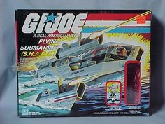 Deep Six (v1) G.I. Joe Action Figure - YoJoe Archive
