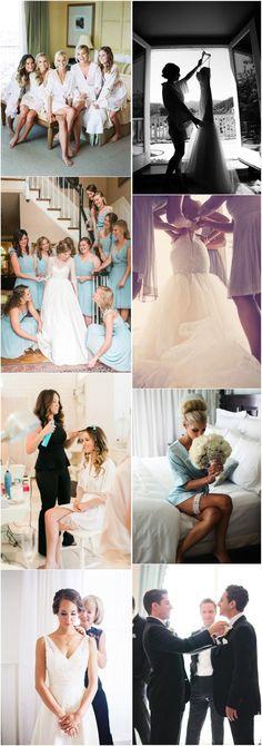 20 Heart-melting Getting Ready Wedding Photo Ideas You Can't Miss! #weddingideas