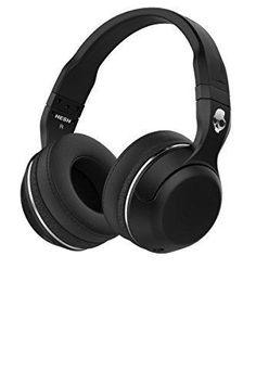 Skullcandy Hesh 2 Bluetooth Wireless Headphones with Mic Black