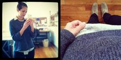 new Primoeza sweater