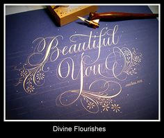 Divine Flourishes