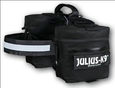 I just used this last weekend  Julius-K9 Attachable Sidebags For K9 Powerharness(Size: 3) 2Pcs – Saddlebags for the Julius-K9 Dog Harness follow this link click here http://bridgerguide.com/julius-k9-attachable-sidebags-for-k9-powerharnesssize-3-2pcs-saddlebags-for-the-julius-k9-dog-harness/ for much more detail about it. Thanks and please repin if you like it. :)