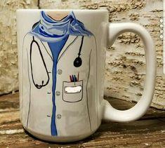 Medical Gifts, Medical Art, Medical Humor, Funny Medical, Medical Doctor, Medical Logo, Medical Assistant, Monogram Coffee Mug, Cute Coffee Mugs