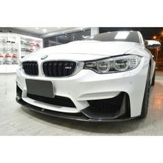 BMW F80 M3 / F82 M4 Carbon Fibre Front Splitter and Lip