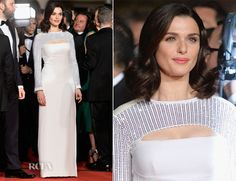 Rachel Weisz In Louis Vuitton – 'The Lobster' Cannes Film Festival Premiere