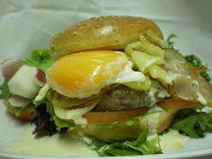 Special Eddy's Burger