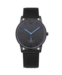 Lord Timepieces – Solitude Black Blue