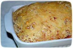 Αλμυρό κέϊκ με κεφαλοτύρι Bread, Cake, Food, Brot, Kuchen, Essen, Baking, Meals, Breads