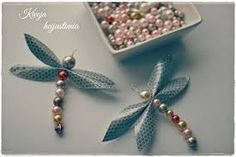 pinterest heijastimet - Google-haku Beaded Crafts, Crafty Craft, Projects To Try, Dragonflies, Beads, Lovely Things, Diy Ideas, Gifts, Jewelry