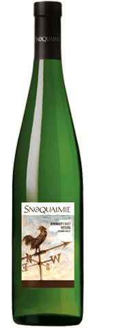 I just voted for Snoqualmie Winemaker's Select Riesling in the 2012 People's Voice Wine Awards on Snooth.com