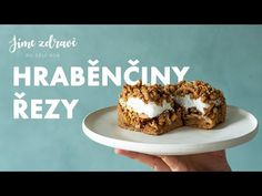 (414) Hraběnčiny řezy | Jíme zdravě po celý rok - YouTube Banana Bread, Muffin, Breakfast, Cake, Fitness, Youtube, Morning Coffee, Kuchen, Muffins