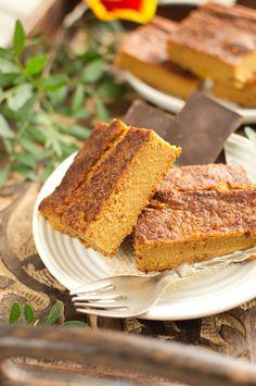 Ciasto z batatów Cornbread, Banana Bread, French Toast, Food And Drink, Breakfast, Sweet, Ethnic Recipes, Desserts, Cakes
