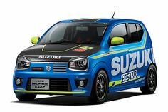 Based on existing cars available in Japan the three concepts will head to the 2016 Tokyo Auto Salon in January. Suzuki Alto, Wagon R, Suzuki Cars, Kei Car, Japanese American, Auto News, Future Car, Cars And Motorcycles, Cool Cars