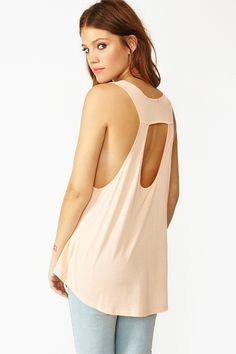 hermosa la espalda