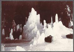"Lava Tube Surtshellir ""Den of Thieves,"" Husafell, West Iceland"