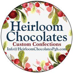 14 Best Heirloom Chocolates Christmas Images On Pinterest
