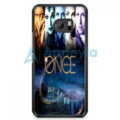 Once Upon A Time Captain Hook Believe 2 201 HTC One M10 Case | armeyla.com