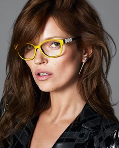 0998e13d7e72 How to Choose Glass Frames for Your Face Shape - Dive Into Fashion · Versace  EyewearVersace EyeglassesEyeglasses For WomenSunglasses ...