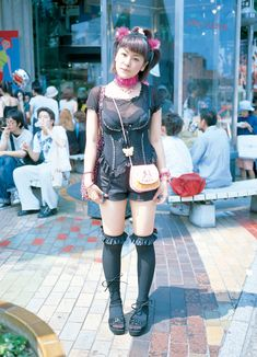 eBook-FRUiTS magazine No.014 Japan Street Fashion, Tokyo Fashion, Harajuku Fashion, 90s Fashion, Fashion Outfits, India Fashion, Pretty Outfits, Cool Outfits, Fruits Magazine