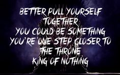 King Of Nothing by Saint Asonia