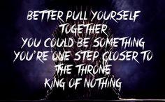 King Of Nothing by Saint Asonia