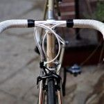 Steel road bikes will never die. They can be taken off road, ridden in all conditions, dropped, wrecked and anything else life will toss at you. Aaron Edge is the art director for Southern Lord and as...