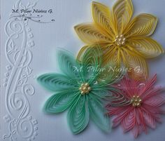 Pily's Art: March: International Month of filigree and Crafts ... more