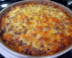 Best recipes: Mexican Casserole