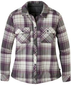 d613cc00 Outdoor Research Kalaloch Reversible Insulated Shirt Jacket - Women's | REI  Co-op