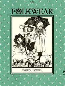 Folkwear English Smock Pattern