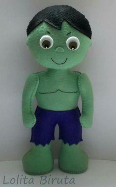 "Hulk""Lolita Biruta """