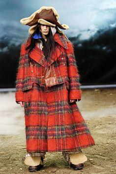 John Galliano Autumn/Winter 2005-6 Menswear