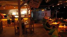 Fizz Beachlounge, Koh Tao, Thailand